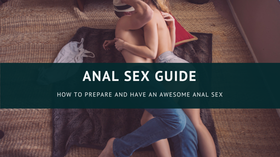 Anal preparation preparing