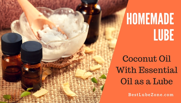 Homemade Lube - 3 Easy Recipes For All Natural Diy -4862